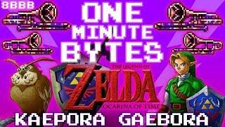 Kaepora Gaebora - One Minute Bytes #8 (The 8-Bit Big Band)
