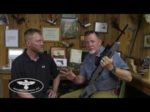 The Steyr Scout Rifle