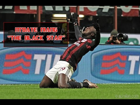 M'Baye Niang 2016 \\ The black STAR , HD 1280p