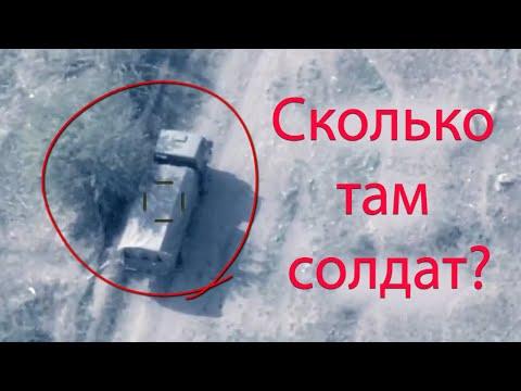 Взорвался грузовик с армянских солдатам - Карабахская война