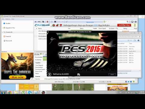 how to download pro evolution soccer 2015 for pc FREE