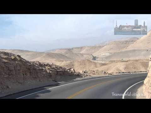 Arica- Arequipa via Pan-American highway 1S