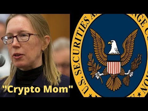 Giant news! US Securities and Exchange Commissioner, Hester Peirce, talks crypto regulation