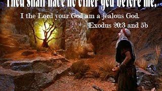 Exodus 20:1 and 5 (9/21/14) (Bud Morris)