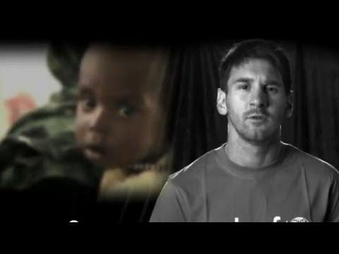 Help End Child Deaths - UNICEF Ambassador Leo Messi | UNICEF