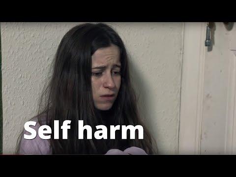 Mental health awareness e-training for emergency staff - Self harm