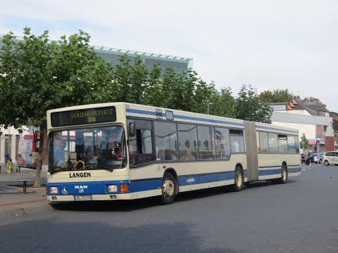 [Sound] Bus MAN NG 262 (JÜL-TL 970) der Fa Westreisen Langen, Jülich (Kreis Düren)