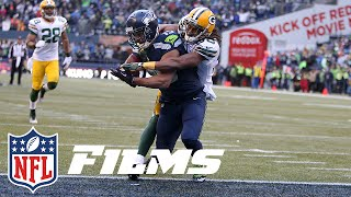 #5: Packers vs. Seahawks 2014 NFC Championship Game | Top 10 Overtime Finishes of All Time | NFL
