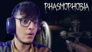 The Scariest Game Ever!! Phasmophobia
