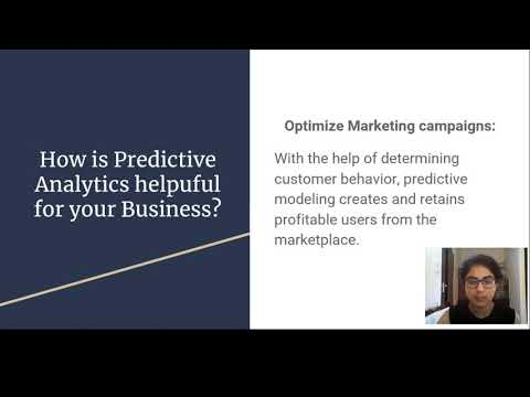Predictive Analysis with Power BI and R