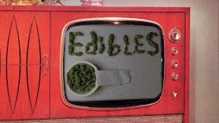 How To Eat Edibles (Official Lyric Video for Edibles by Lydia Can't Breathe)