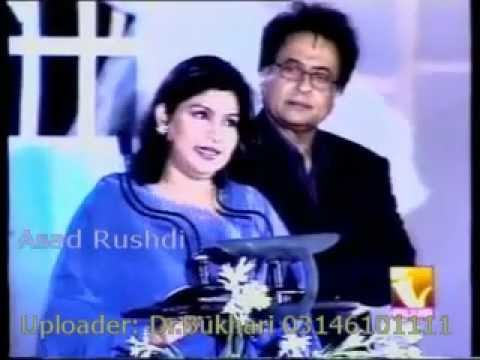 Tribute to Ahmed Rushdi  (FULL SHOW) Biography & Songs (Thanx to Indus Music & Dr.Bukhari)