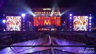 Eminem The Real Slim Shady,Without Me live Lollapalooza  2016