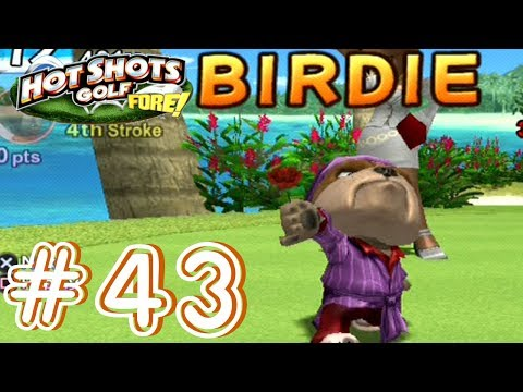 """Hot Shots Golf FORE! - Part 43: """"Woodstove"""""""