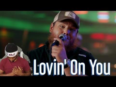 Luke Combs – Lovin' On You (Country Reaction!!)