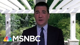 Dr. Scott Gottlieb: Coronavirus 'Doesn't Want To Be Controlled' | Stephanie Ruhle | MSNBC