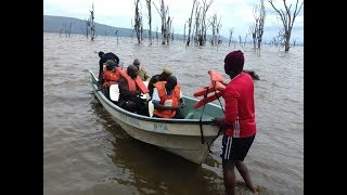 Search commenced for wreckage and bodies of Lake Nakuru plane crash