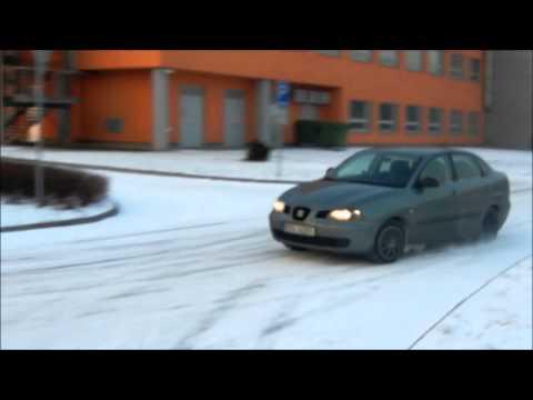 Seat cordoba snow drift, nice sound
