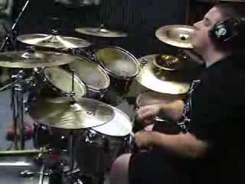 Очень Быстрая Игра На Барабанах/Best Very Very Death Metal Drum Solo