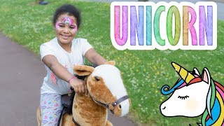 Gambar cover Isabel's Pony Cycle Ride On | How to ride a pony cycle!