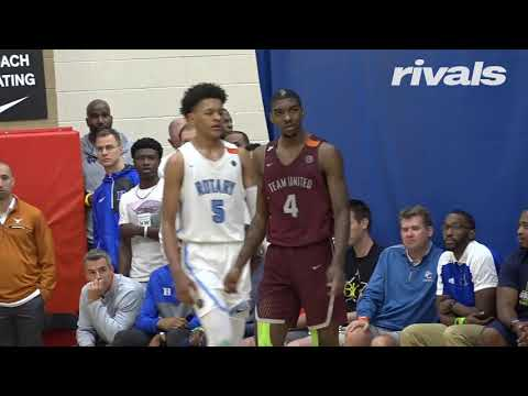 Class of 2019 Wing Pat Williams Summer Highlights