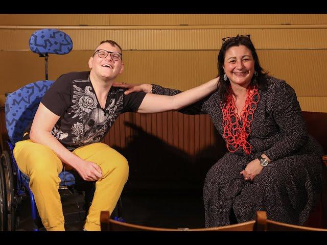 Veronica Kaup-Hasler - Kulturstadträtin - beim 1. Kinogespräch