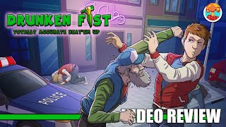 Review: Drunken Fist (PlayStation 4, Switch & Xbox One)
