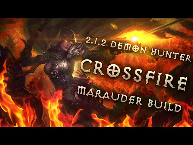 Best 2 1 2 Demon Hunter Build & Gear: Fire Marauder - Diablo