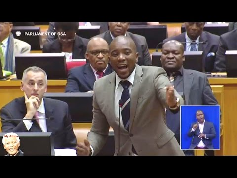 "DA And EFF vs Baleka Mbete And Min Of Mineral Resources. Big ""Fight"""