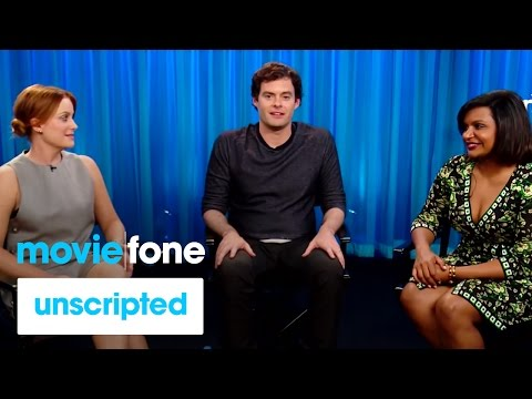 'Inside Out'   Unscripted   Amy Poehler, Bill Hader, Mindy Kaling