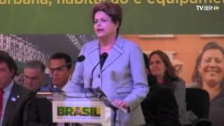 Baixar Dilma fala sobre educação em SBC - TV Berno