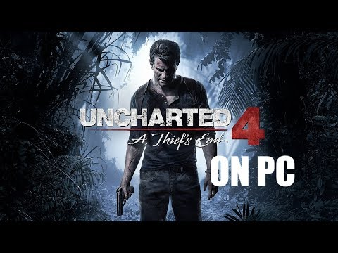 How To Download & Install Uncharted 4 On PC || 100% ...