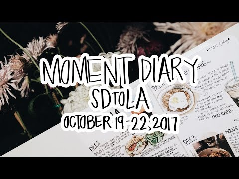Moment Diary - October 19-22, 2017 - Spending Time With Friends | Ch▲r ▼illen▲