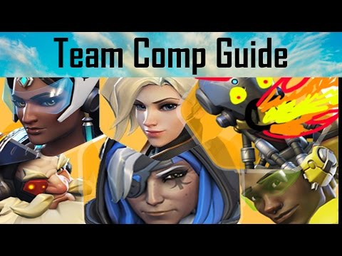 When To Pick Each Support | Overwatch Team Composition Guide