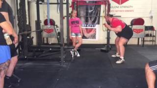 How to Prevent falling forward in the Squat with  Andrey Malanichev