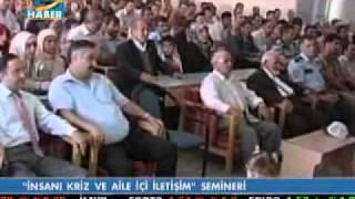 Erzurum - Horasan Semineri