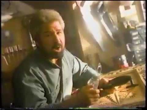 Sears Bob Vila Holiday Commercial 1994