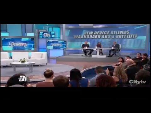 Results of Emsculpt® featured on CBS The Doctors show (October 15th, 2018)