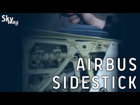 Airbus SideStick   Сайдстик Airbus A320