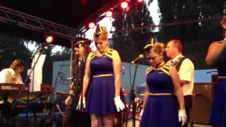 SpVgg Linden Nord - Auftritt aufm Fährmannsfest in Hannover
