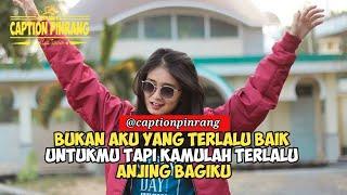 Gambar cover Quotes Caption Keren Part#32 ( Nayunda - Lelah Mengalah ) Cocok Buat Story Fb Wa Dan Ig