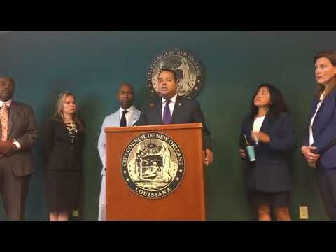 Entergy paid actor City Council news conference