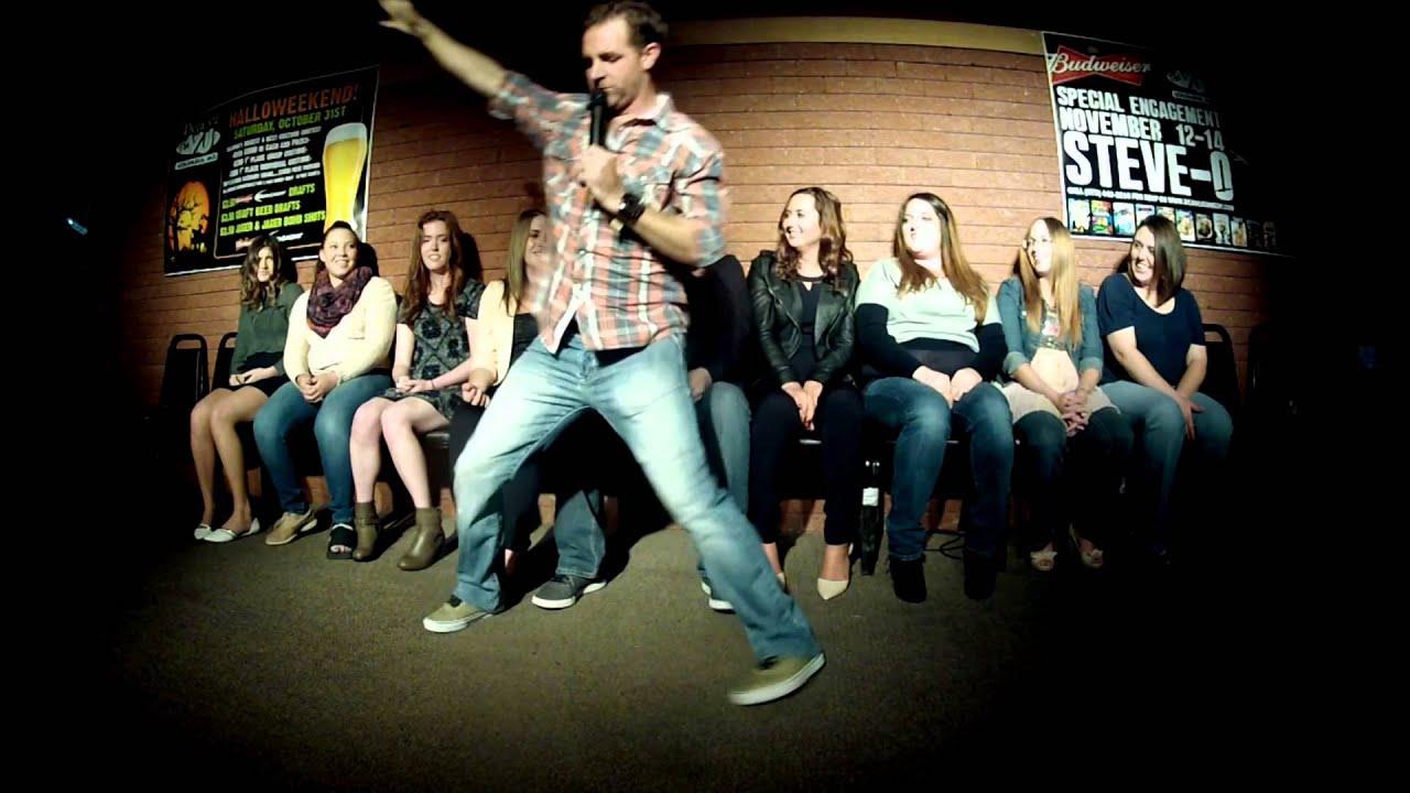 Adult hypnotist shows