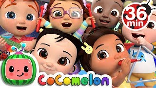 The More We Get Together 2 + More Nursery Rhymes & Kids Songs - CoComelon