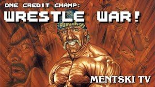 One Credit Champ, Episode 167 - Wrestle War