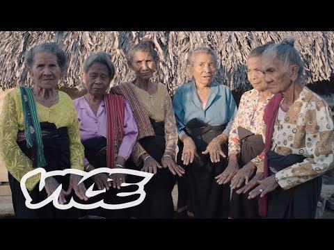 Mama-Mama Timor Melawan Perbudakan Seksual Dengan Tato