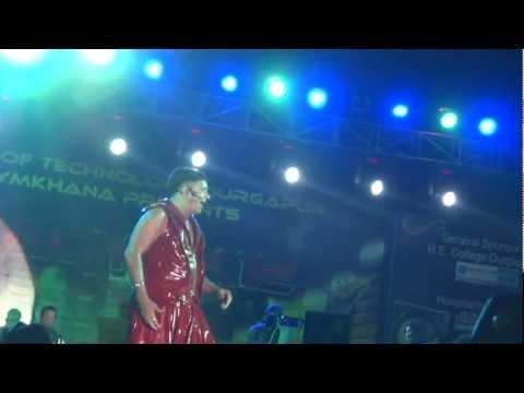 "Sukhwinder Singh live @ RECSTASY 2K12 with ""haule haule ho jayega pyaar"" Mp3"