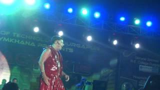 "Sukhwinder Singh Live @ RECSTASY 2K12 With ""haule Haule Ho Jayega Pyaar"""