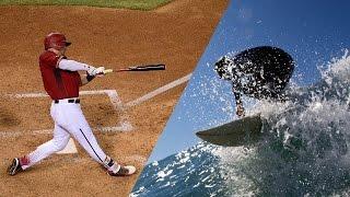 Бейсбол и сёрфинг вошли в программу Олимпийских Игр-2020 (новости)