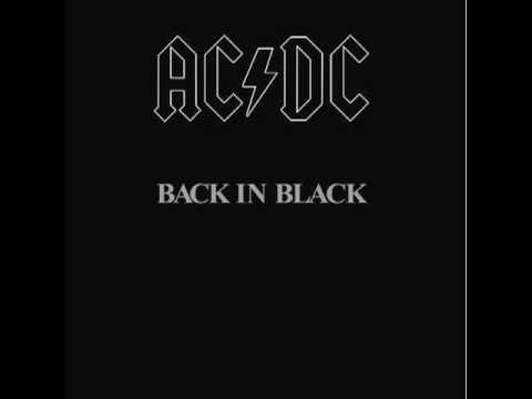 AC/DC SHOOT TO TRILL RINGTONE